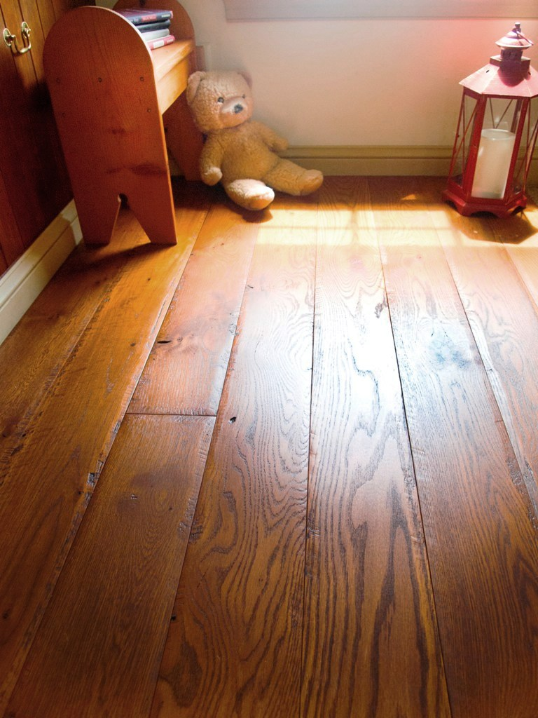 Tavern Brown Stain and European Oil Finish