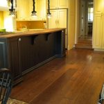 Wide Planks with Polyurethane Finish